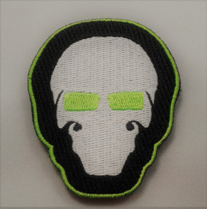 Toxic Green Garry Patch