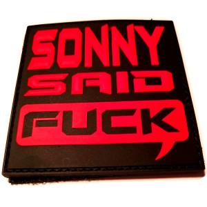 Sonny Said F*ck patch
