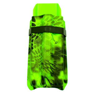 Pocket Tourniquet Carrier - Kryptek Extreme Toxic - Front