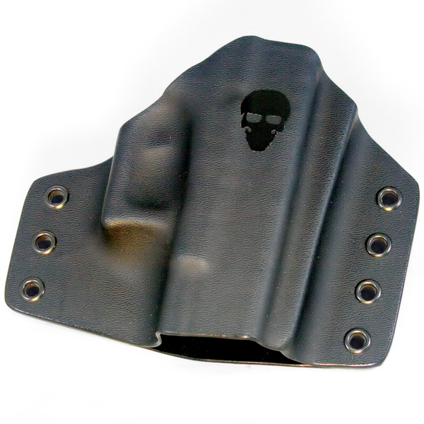 Custom Kydex Bag-Off Body (BOB) Holster - Black