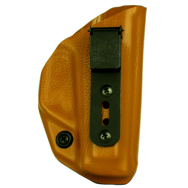 Custom Kydex UltiClip Appendix (AIWB) Holster
