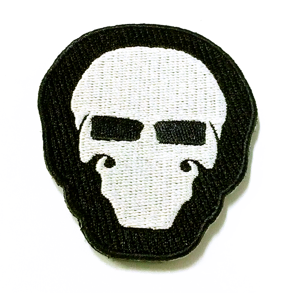 """Black """"Murdered Out"""" Garry Patch"""