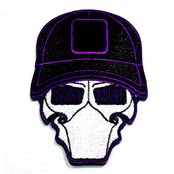 Purple Drank Ball Cap Logo Patch