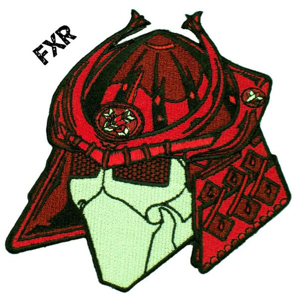 GFT Logo Samurai Patch - Individual