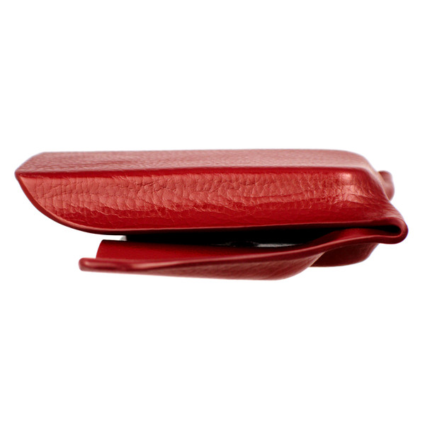 Pocket Mag Carrier - Double Stack - Chestnut Raptor - Side