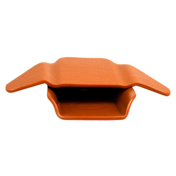 Pocket Mag Carrier - Single Stack - London Tan Raptor - Top