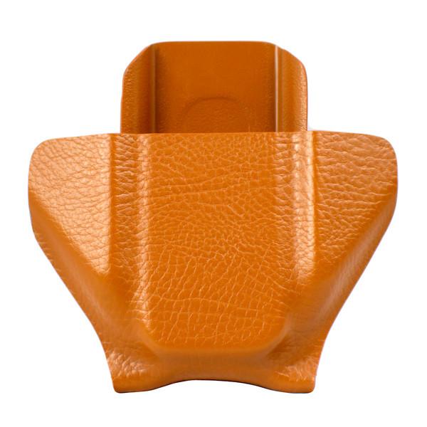 Pocket Mag Carrier - Single Stack - London Tan Raptor - Front