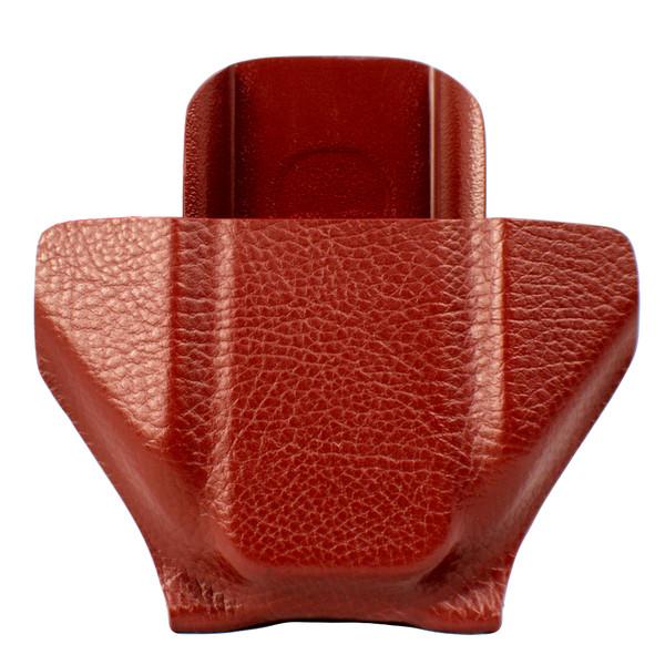 Pocket Mag Carrier - Single Stack - Chestnut Raptor - Front