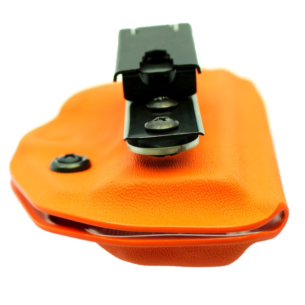 Berkut 2.1U - Adjustable Reverse Cant UltiClip XL Appendix Holster - Safety Orange