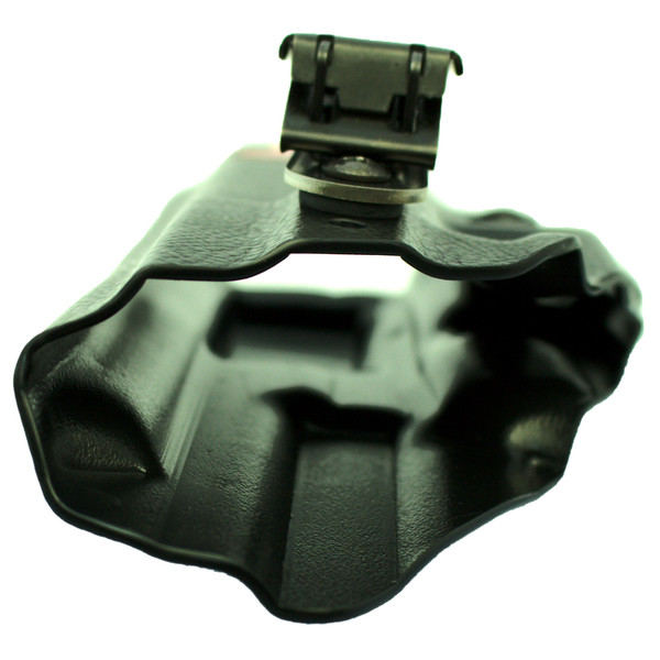 Berkut 2.1U - Adjustable Reverse Cant UltiClip XL Appendix Holster - Black Raptor