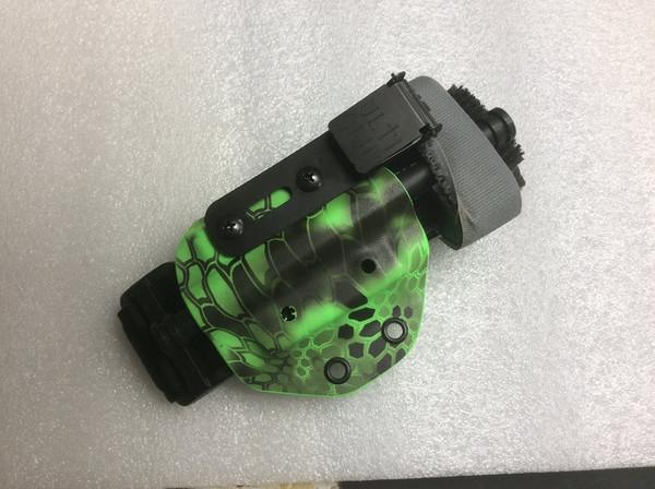 TQ Carrier - Kryptek Xtreme Zombie Green