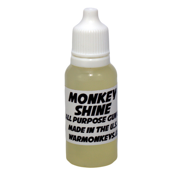 Monkey Shine Gun All-Purpose Gun Oil