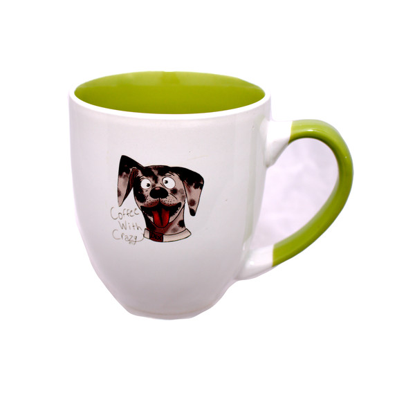 GFT Coffee with Crazy Mug