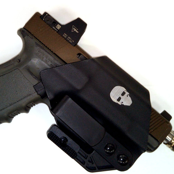 Custom Minimalist Ambidextrous AIWB Holster - The Speed0