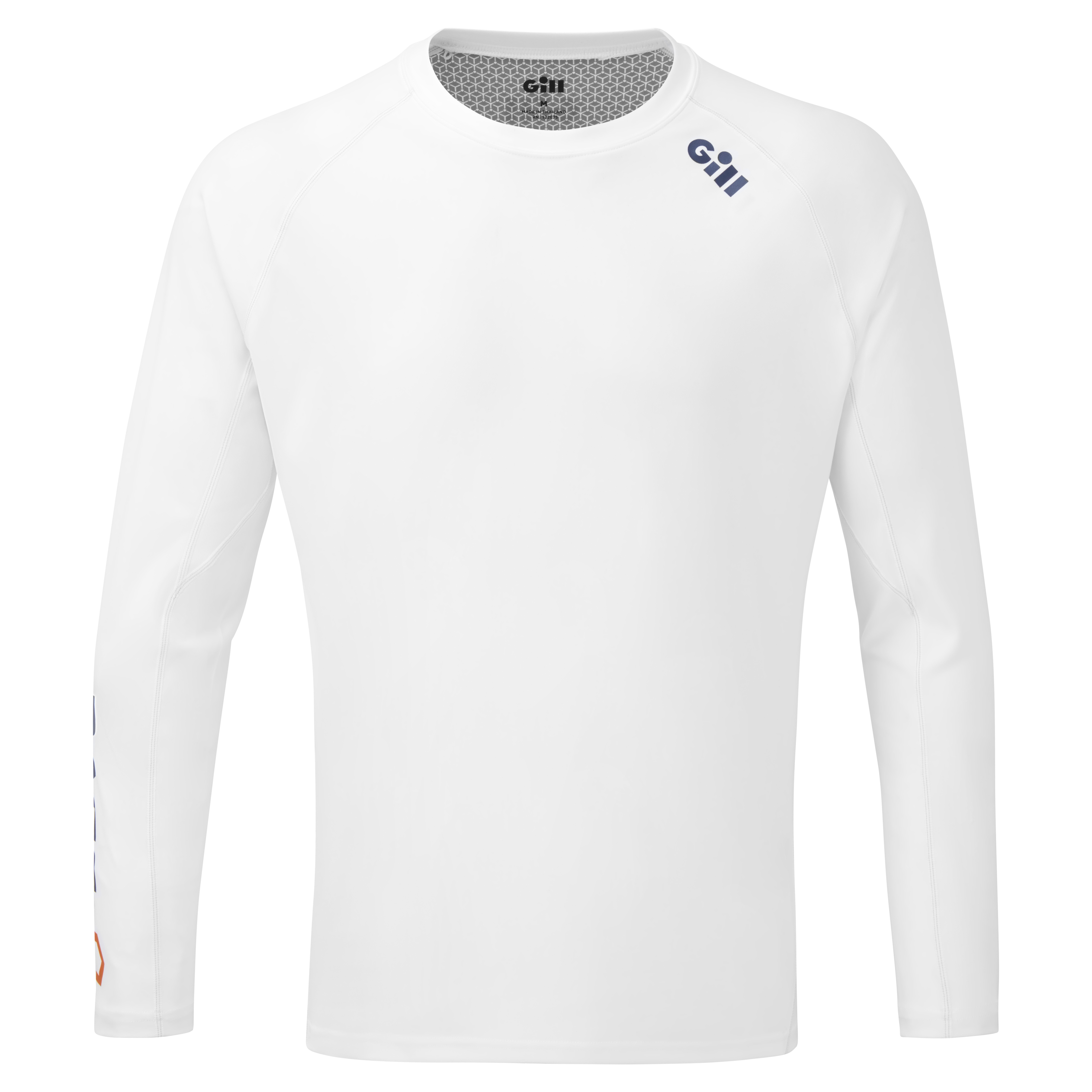 T-shirt Race Manches Longues Femme - RS37-WHI01-1.jpg