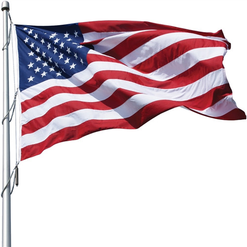 U.S. Outdoor Flag - Poly Max - 10 x 19'