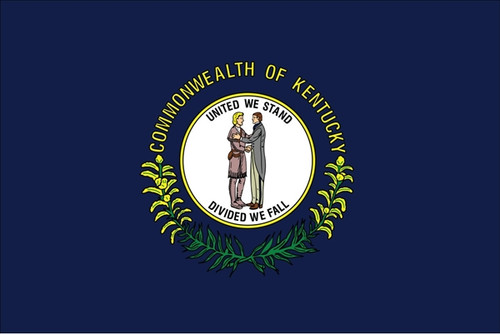 State of Kentucky Flag