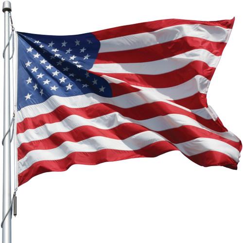 U.S. Outdoor Flag - Nylon  8' x 12'