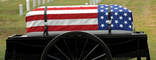 U.S. Outdoor Flag - Cotton - 5' x 9 1/2'