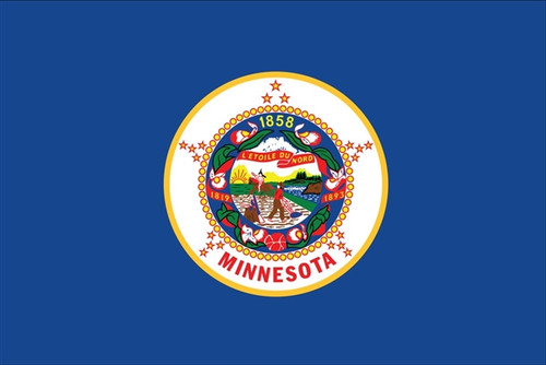 State of Minnesota Flag