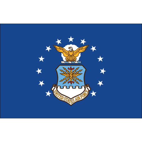 U.S. Air Force Flags - Nylon - 6' x 10'