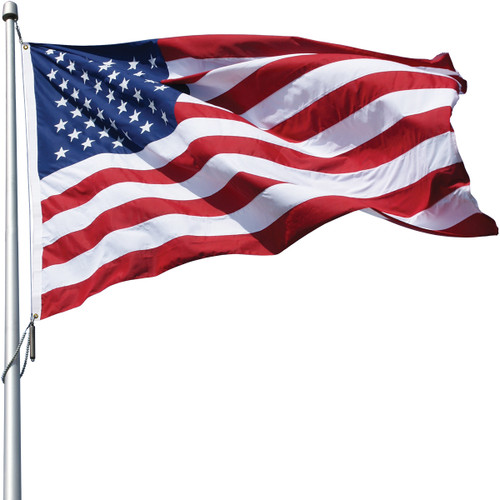 U.S. Outdoor Flag - Poly Max - 6' x 10' - OUT OF STOCK