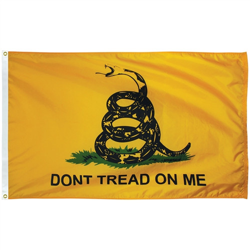 Don't Tread on Me Flag-Nylon