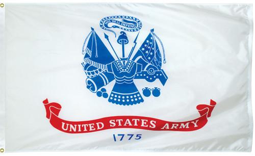 U.S. Army Flags - Nylon - 1' x 1 1/2'