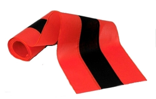 "Halloween Cotton Bunting - Orange/Black/Orange - 36"" Width"