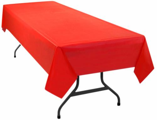 American Patriotic Tablecloth - Red
