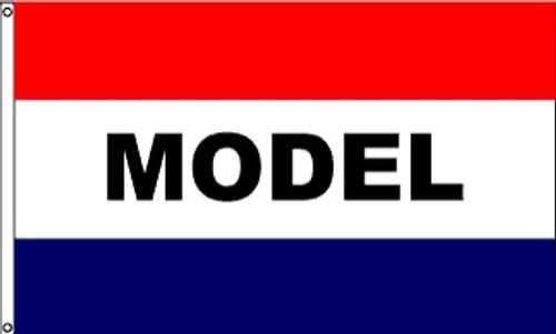 Patriotic Message Flags - Model - Nylon - 3' x 5'
