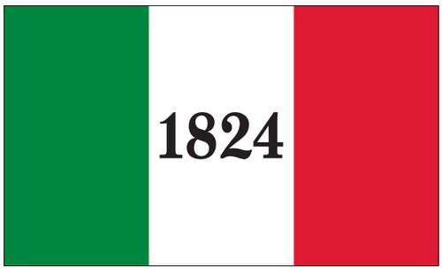 U.S Historical Flag - Alamo - Nylon - 3' x 5'