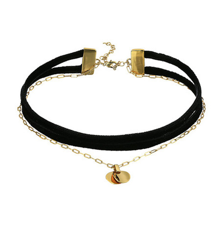 Elizabeth and James Morro Choker