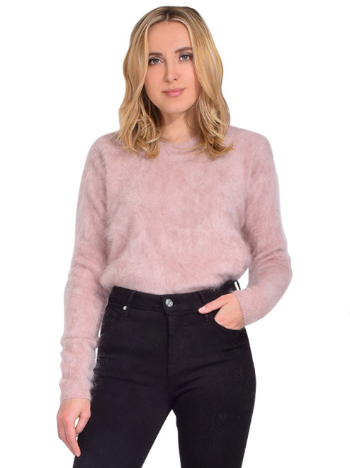 C.T. PLAGE Pale Pink Pullover Front View X1https://cdn11.bigcommerce.com/s-3wu6n/products/33498/images/110847/DSC_0459_Full__36734.1604430797.244.365.jpg?c=2X2
