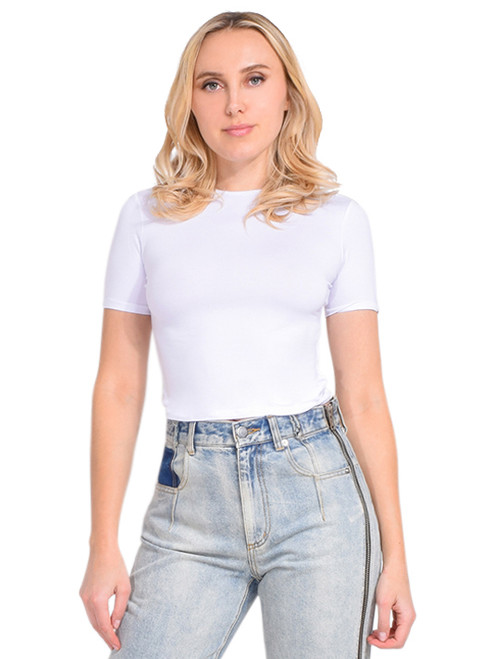 Ripley Rader Fitted Tee in White Front View X1https://cdn11.bigcommerce.com/s-3wu6n/products/33565/images/111134/DSC_0851_Full__42631.1606534021.244.365.jpg?c=2X2