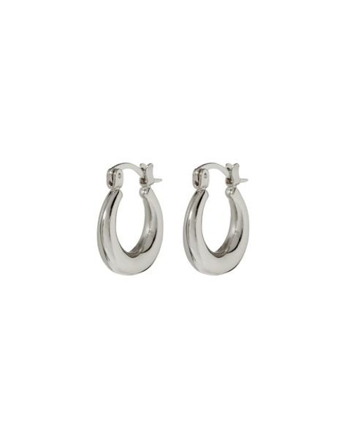 LUV AJ Mini Martina Hoops in Silver Product Shot X1https://cdn11.bigcommerce.com/s-3wu6n/products/33608/images/111318/Mini-Martina-Hoops-Silver-Starred_grande__91852.1607387898.244.365.jpg?c=2X2