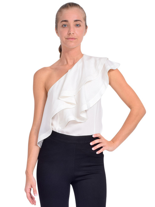 3.1 Phillip Lim Ruffled One Shoulder Top in Ivory Front View  x1https://cdn11.bigcommerce.com/s-3wu6n/products/33769/images/112102/DSC_0523_Full__33813.1614652868.244.365.jpg?c=2x2
