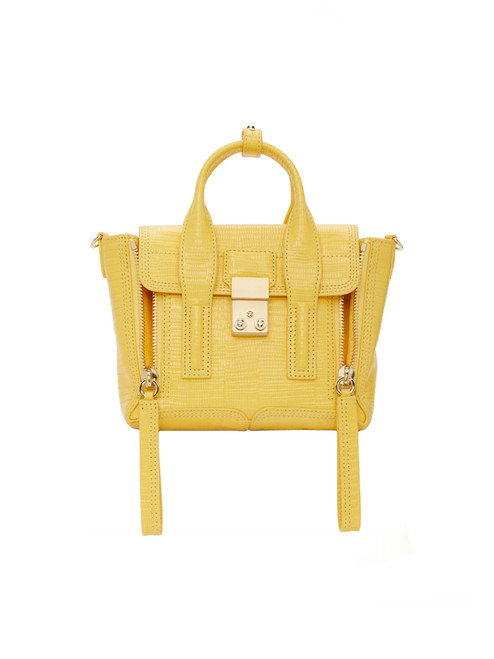 3.1 Phillip Lim Pashli Mini Satchel in Sunshine Front View  x1https://cdn11.bigcommerce.com/s-3wu6n/products/33786/images/112223/28__50511.1614826518.244.365.jpg?c=2x2