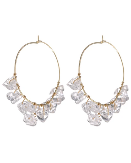 LUV AJ Rock Candy Wire Hoops in Gold Product Shot  x1https://cdn11.bigcommerce.com/s-3wu6n/products/33842/images/112521/Screen_Shot_2021-03-29_at_5.49.39_PM__81880.1617066817.244.365.png?c=2x2