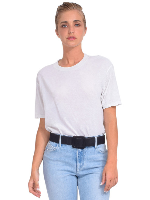RTA Kendry Boyfriend Tee in Whisper White Front View  x1https://cdn11.bigcommerce.com/s-3wu6n/products/33922/images/112902/DSC_0487_Full__58511.1618885221.244.365.jpg?c=2x2