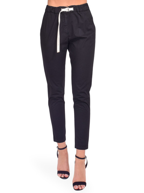 WHITE SAND Slim Fit Trouser in Black Front View x1https://cdn11.bigcommerce.com/s-3wu6n/products/33930/images/112948/DSC_0569_Full__01643.1619034314.244.365.jpg?c=2x2