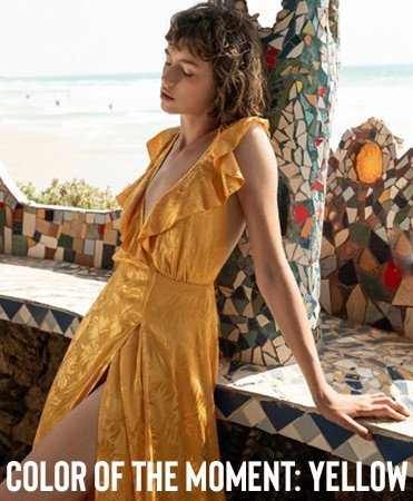 Color of the Moment: YELLOW