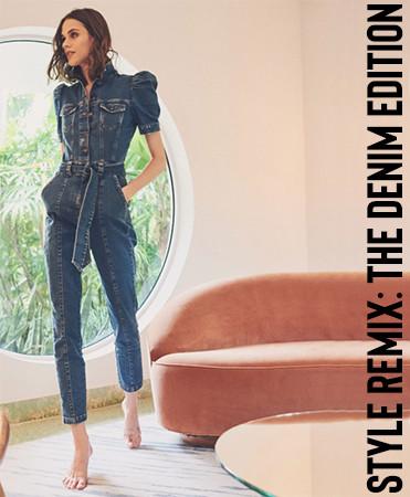 Style REMIX: The Denim Edition