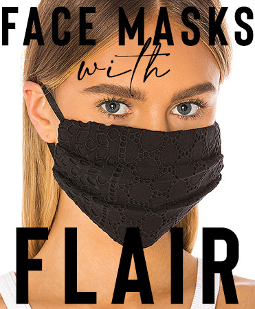 Face Masks with Flair