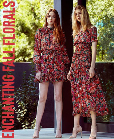 Enchanting Fall Florals