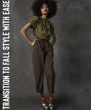 Transition to Fall Style with Ease