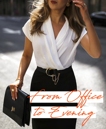 From Office to Evening