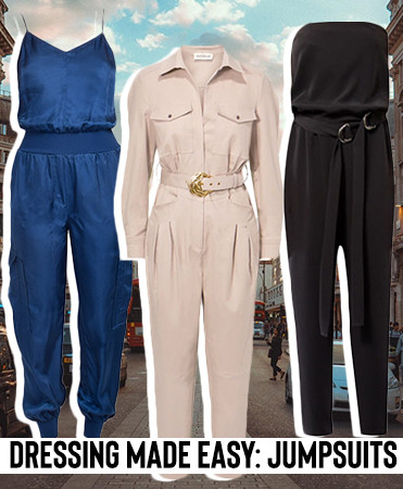 Dressing Made Easy: Jumpsuits