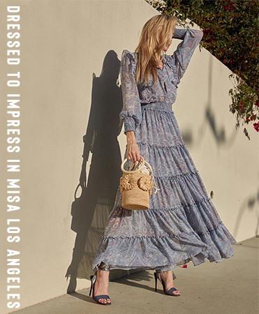 Dressed to Impress in Misa Los Angeles