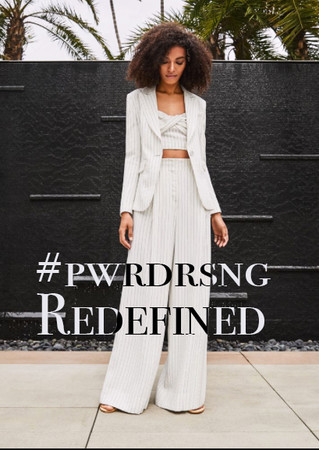 Power Dressing in the Year of the Woman